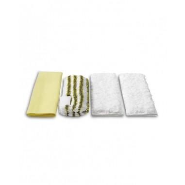 Kit de paños de microfibra para el baño