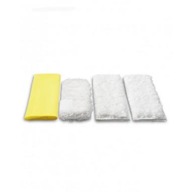 Kit de paños de microfibra para la cocina