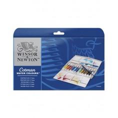 Caja 12 tubos de acuarelas Pintor Plus | Cotman