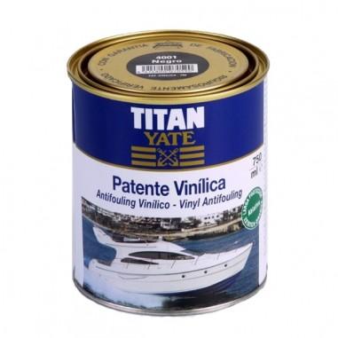 Patente Vinílica