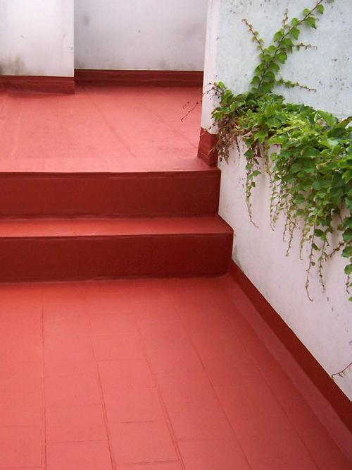Pintura para suelos de cemento latest ms vistas with - Pintura para suelos ...