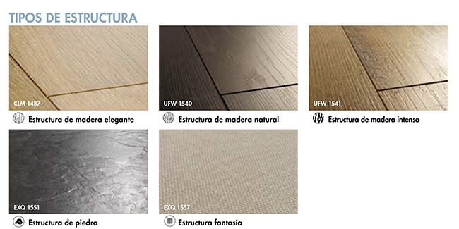 quick-step-estructura