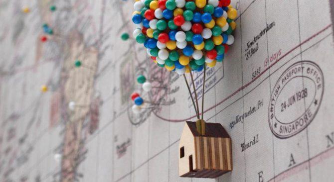 10 DIY para recordar tus viajes, ¡especial aventureros!