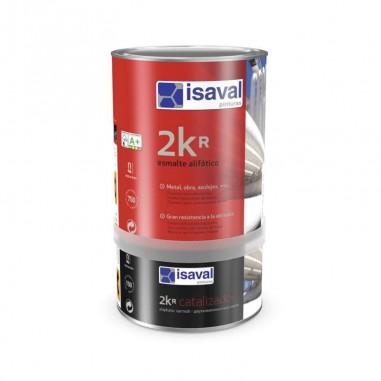 Esmalte alifático 2KR + catalizador Isaval