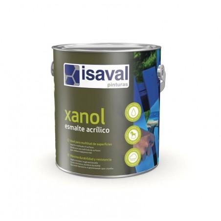 Xanol esmalte acrílico Isaval