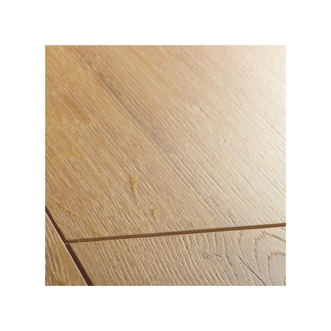 Suelo laminado quick step largo roble cambridge natural for Color roble natural