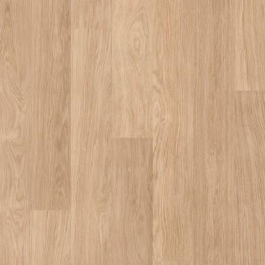 Quick-Step Eligna | Roble barnizado blanco