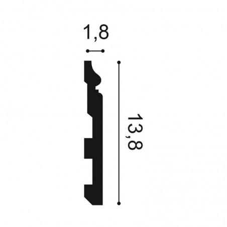 Zócalo SX118 Flex