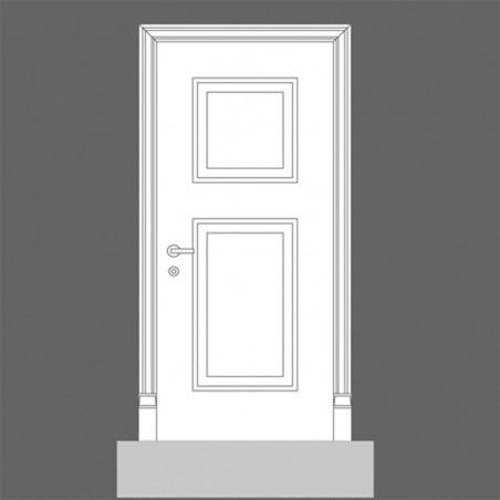 Panel para puertas D507 Orac Decor