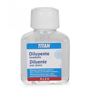 Diluyente inodoro Titan