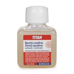 Barniz cuadros Titan