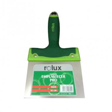 Espátula emplastecer mango plástico Rolux