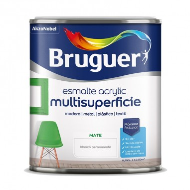 Esmalte Multisuperficie mate Bruguer