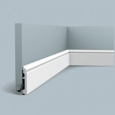 Zócalo SX173 Flex Contour Orac Decor
