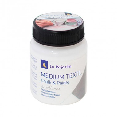 Medium textil La Pajarita