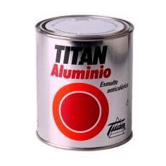 Esmalte aluminio anticalórico Titan