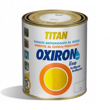 Oxirón liso brillante al agua Titan