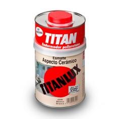Esmalte aspecto cerámico Titanlux