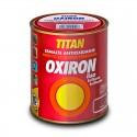 Oxirón liso brillante Titan