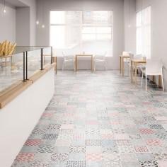 Faus Retro Mosaic Tile