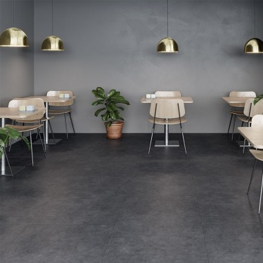 Faus Industry Tiles Concrete Negro