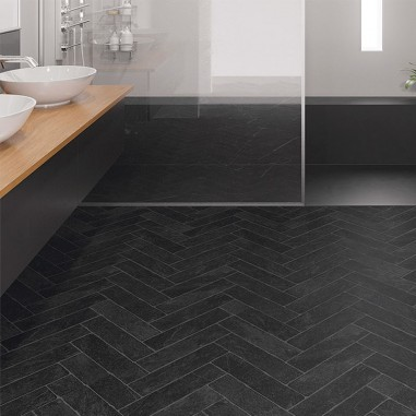 Faus Stone Effects Parquet Stone Negro