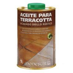 Aceite para terracota | Brillo