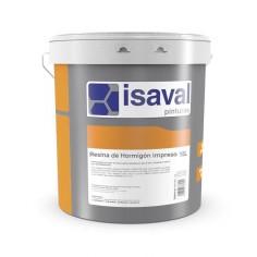 Resina de hormigón impreso Isaval