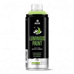 Spray MTN PRO Pintura luminiscente Montana