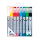 Pack 8 Water Based Markers 5 mm Montana