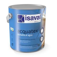 Esmalte al agua Acquatex Isaval