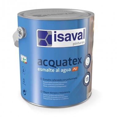 Esmalte Acquatex PU Isaval