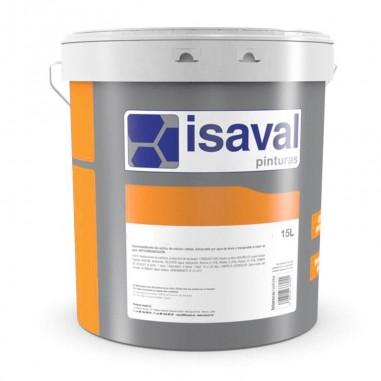 Revestimiento liso fachadas antimoho Isaval