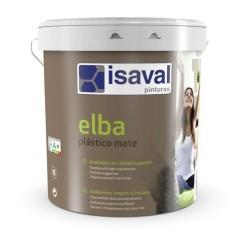 Pintura plástica mate Elba Isaval