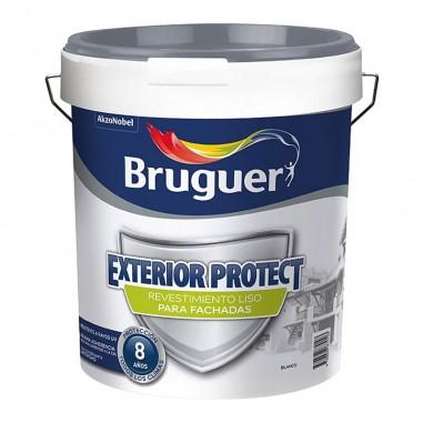Revestimiento liso Exterior Protect Bruguer 8 años