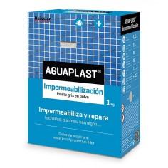 Plaste en polvo Aguaplast impermeabilización Beissier