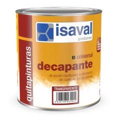 Quitapinturas decapante universal Isaval