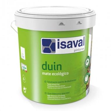 Pintura ecológica Duin mate Isaval