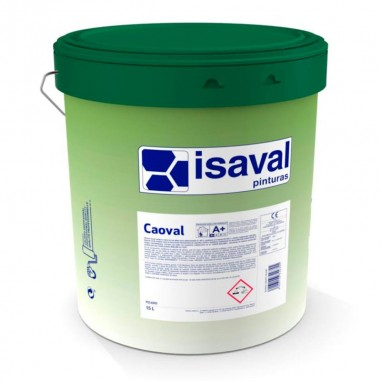 Pintura ecológica Caoval Isaval