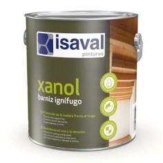 Xanol barniz ignífugo Isaval