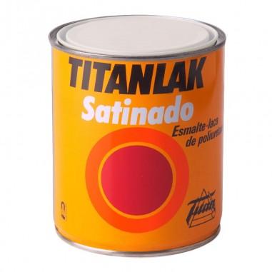 Esmalte de poliuretano satinado Titanlak