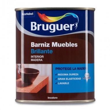 Barniz muebles brillante Bruguer