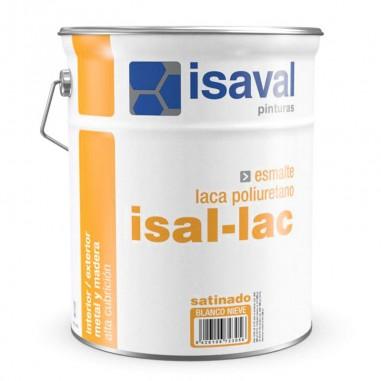 Esmalte poliuretano Isal-lac satinado...