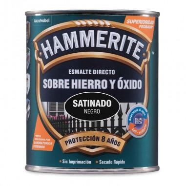Esmalte satinado Hammerite