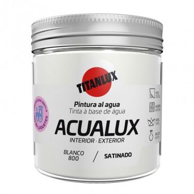 Acualux Satinado Titan