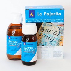 Kit Finish Glass La Pajarita