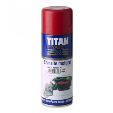 Spray esmalte motores Titan Yate