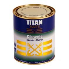 Diluyente Titan Yate