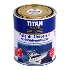 Patente autopulimentable (velocidad alta) Titan Yate
