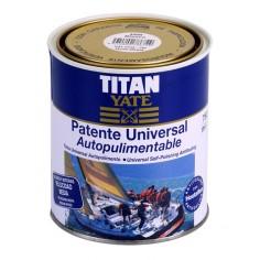 Patente autopulimentable (velocidad media) Titan Yate
